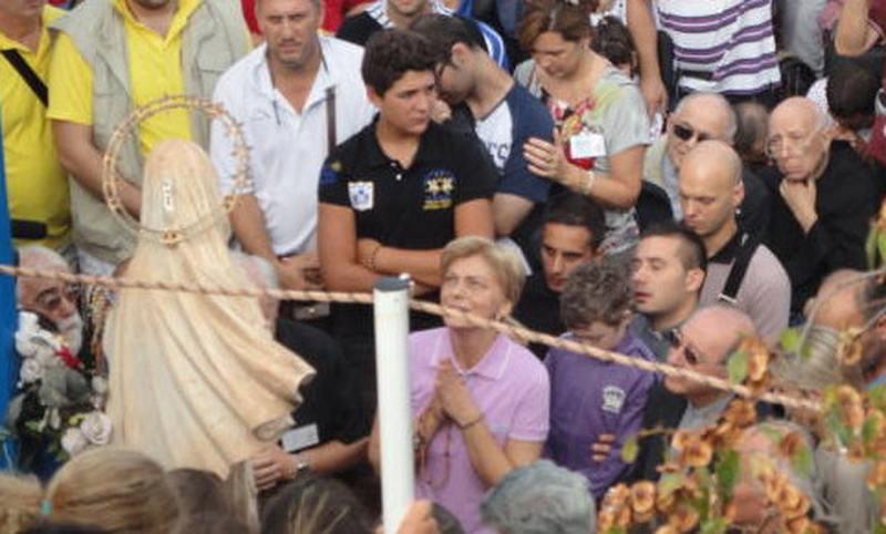 peregrinacion-medjugorje-2011-extasis-mirjana